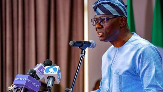 Sanwo-Olu blows hot, warns Nigerians attacking Shoprite, MTN, others in Lagos