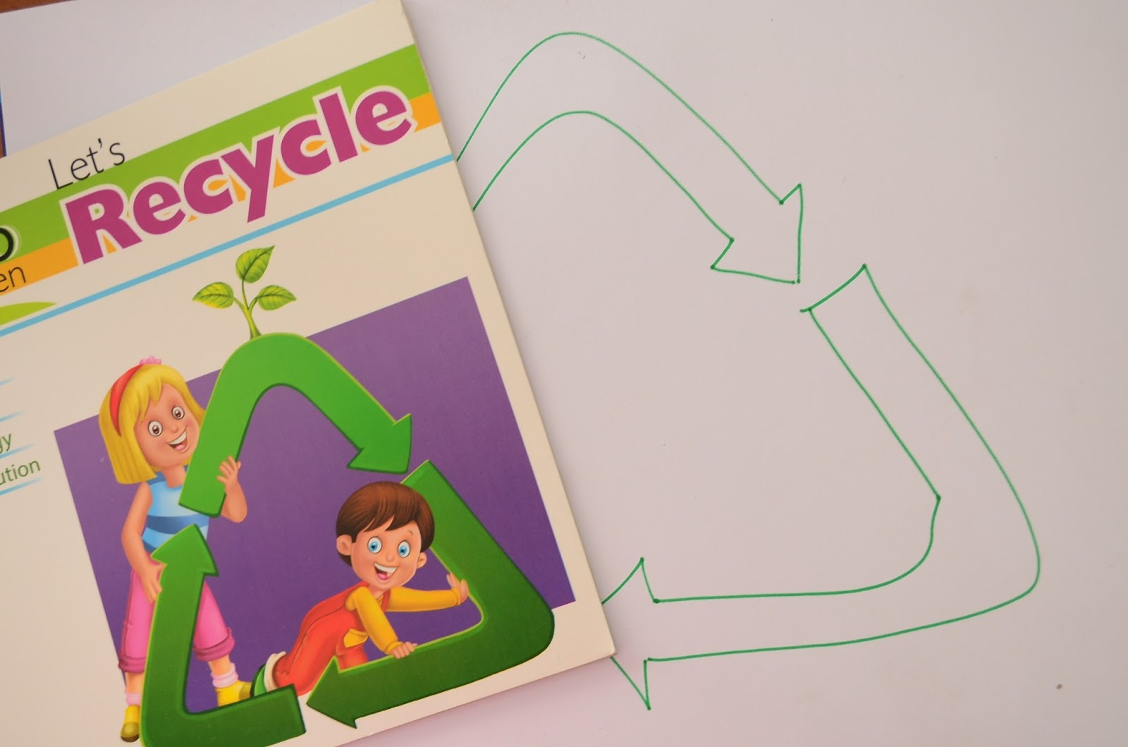 The Practical Mom: Let's Go Green: Books & Conversation to Increase Children's Awareness about the Environment