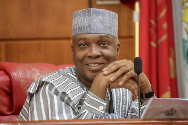 Insecurity: Saraki Advises Buhari to Call for Help