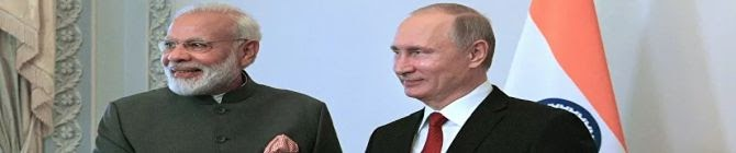 India, Russia Less Useful To Each Other Now; Disagreements Will Only Grow