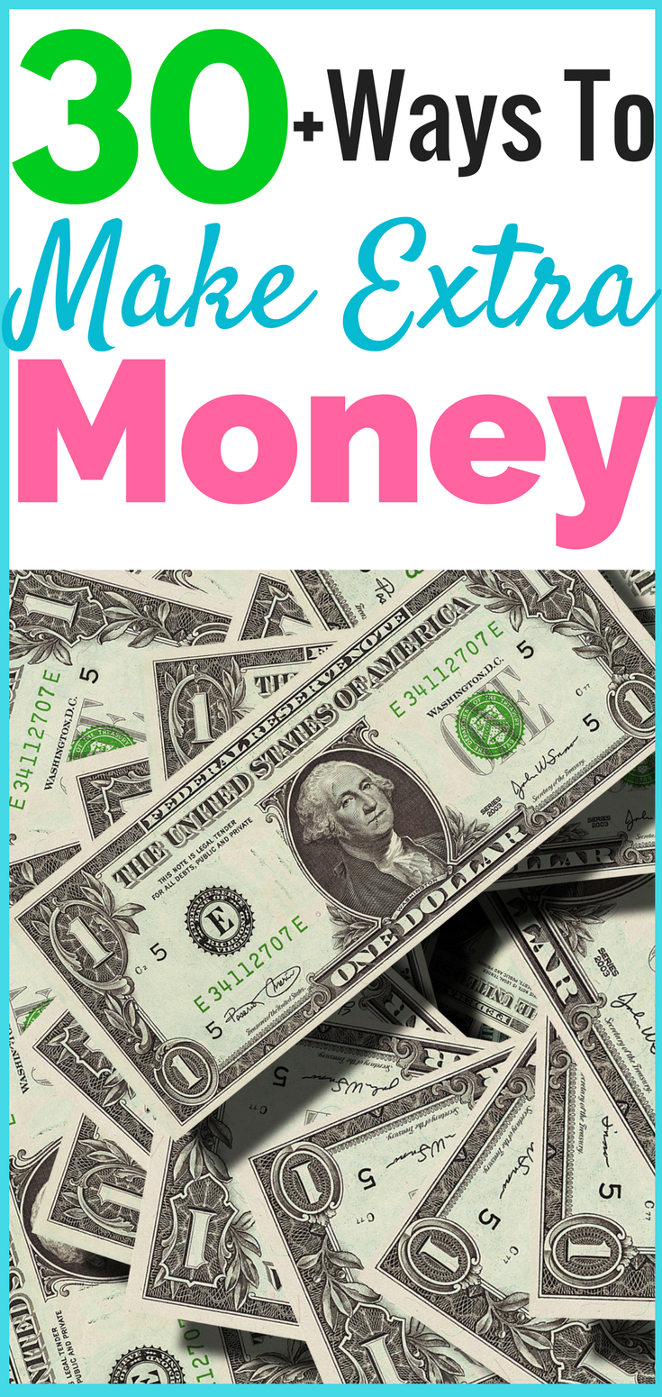 best ways to make extra money, how to make more money, make extra money, ways to make money, ways to make extra money