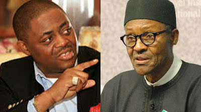 Photo of Fani-Kayode and Muhammadu Buhari