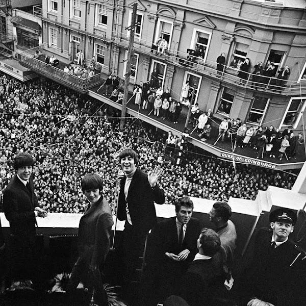 The Beatles di New Zealand