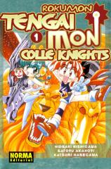 Rokumon Tengai Moncolle Knights