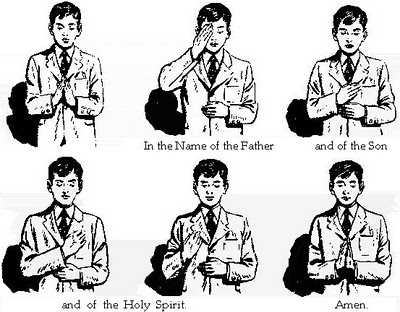 Holy Family Parish: PRAYERS: Sign of the Cross