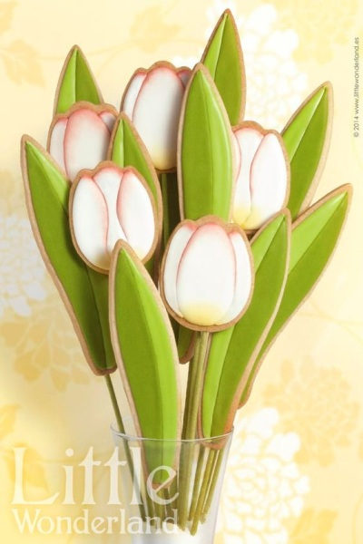 Tulip bouquet. Foto: Little Wonderland