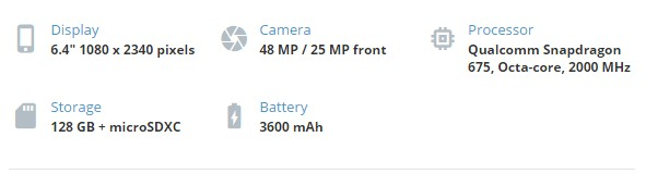 Moto Z4 Specs T2UPDATE.COM