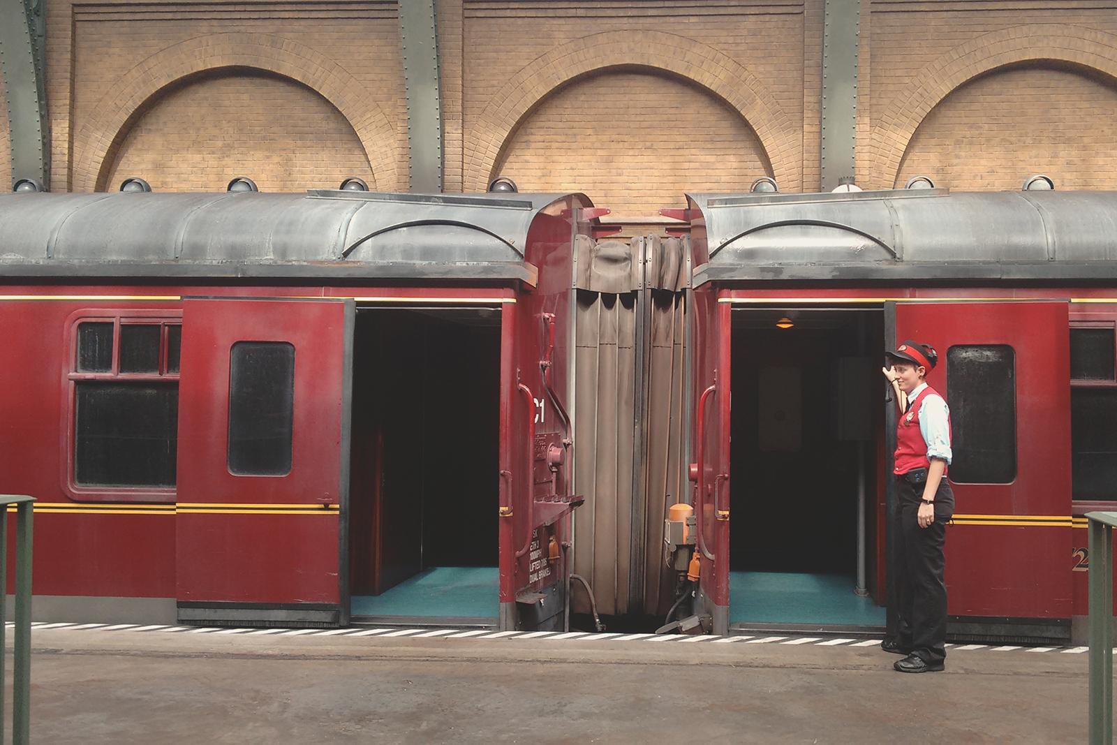 trem hogwarts