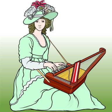 オルフィカ ピアノ(orphika / orphica) ヨーロッパの古楽器