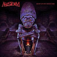 """Το single των Alestorm - """"Big Ship Little Ship / Bassline Junkie"""""""
