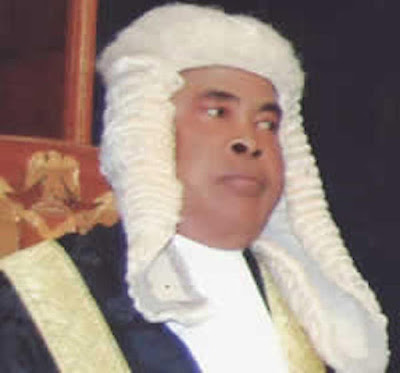 FG files 9-count charge against Supreme Court judge, Justice Ngwuta