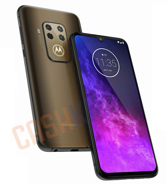 This is the Motorola One Pro