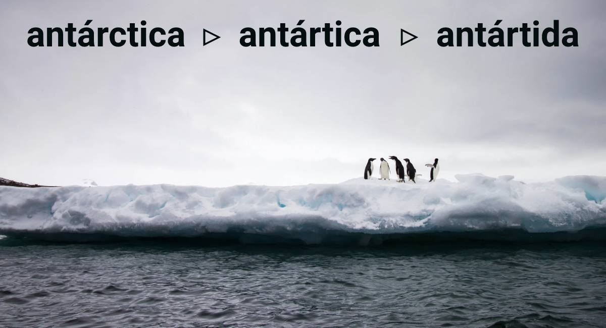 literatura paraibana ensaio etimologia antarctica antartida artico fonema oclusivo ápico dental ursa maior