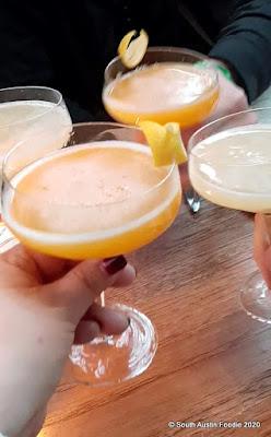 Comedor mango cocktail