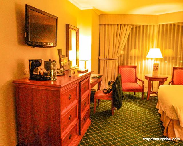 apartamento do Hotel Barceló Guatemala City