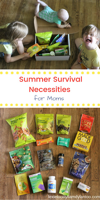 Summer Survival Necessities for Moms