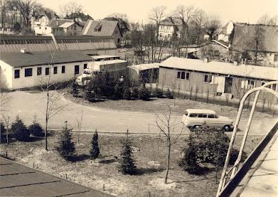 1. Otto-Versand Standort 1949 in Hamburg-Schnelsen