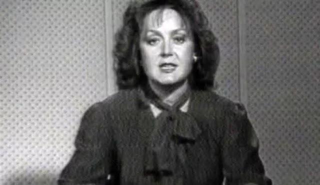 İlk kadın televizyon spikeri kimdir?