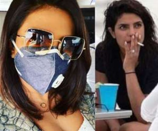 priyanka chopra against delhi pollution