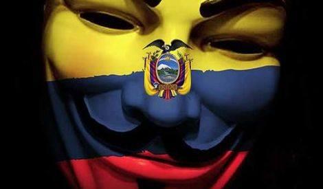 لأول مرة في التاريخ ، هاكرز يسربون بيانات جميع سكان دولة الإكوادور وحتى رئيسهم