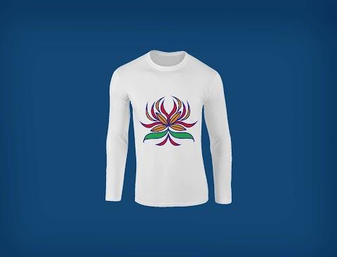 T-shirt design  122