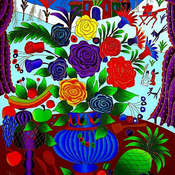 Il fantastico mondo della pittura Yuri%2BGorbachev%2Bf