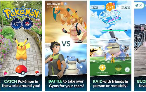 """Pemasukan """"Pokemon Go"""" Bertambah Dikala Pandemi, Ini Penyebabnya"""