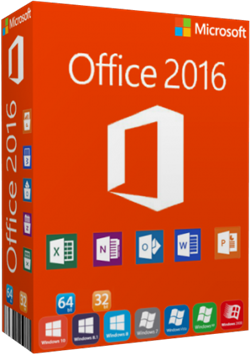 GB1 - Office 2016 Pro Plus + Crack