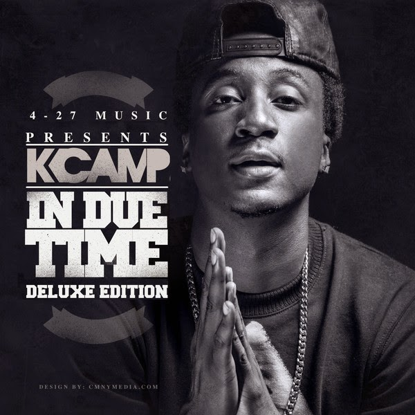 K CAMP - In Due Time (Deluxe Edition) Cover