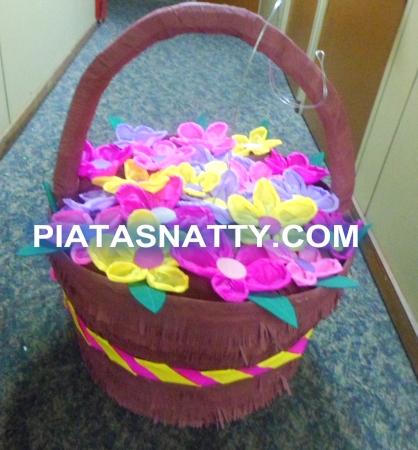 Caja de regalos con dulces
