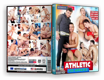 DVD Athletic Ass Bangers xxx 2019 - ISO