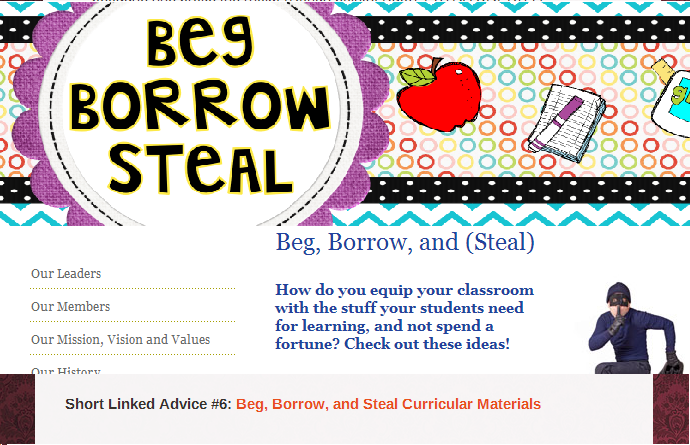 """Rational Expressions: """"Beg, Borrow, and Steal"""" isn't great ..."""