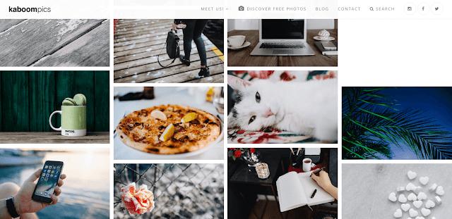 5 sites de imagens gratuitas para o seu blog