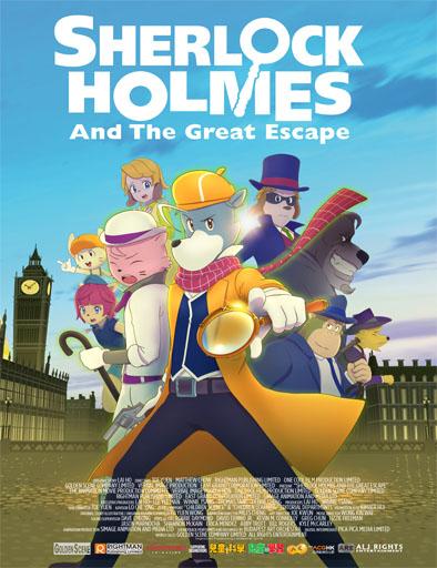 Sherlock Holmes y el gran escape