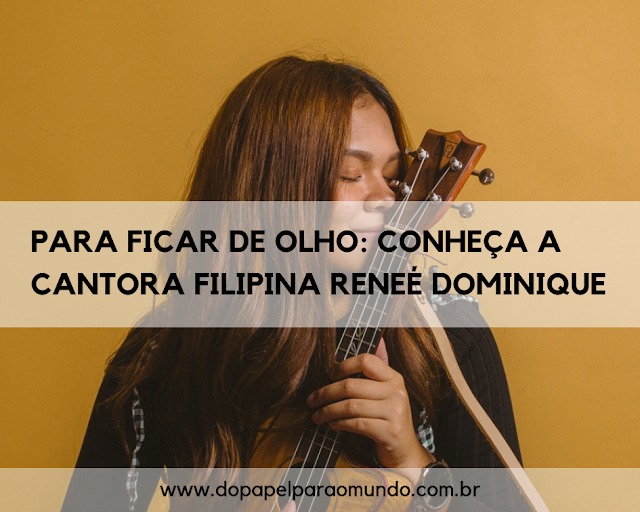 Cantora filipina Reneé Dominique