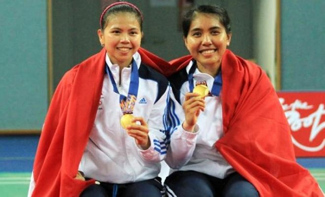 Bulu Tangkis Indonesia di Asian Games