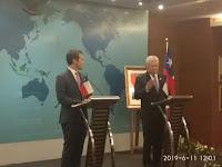 Mendag RI Lakukan Pertukaran IoR Indonesia - Chile CEPA