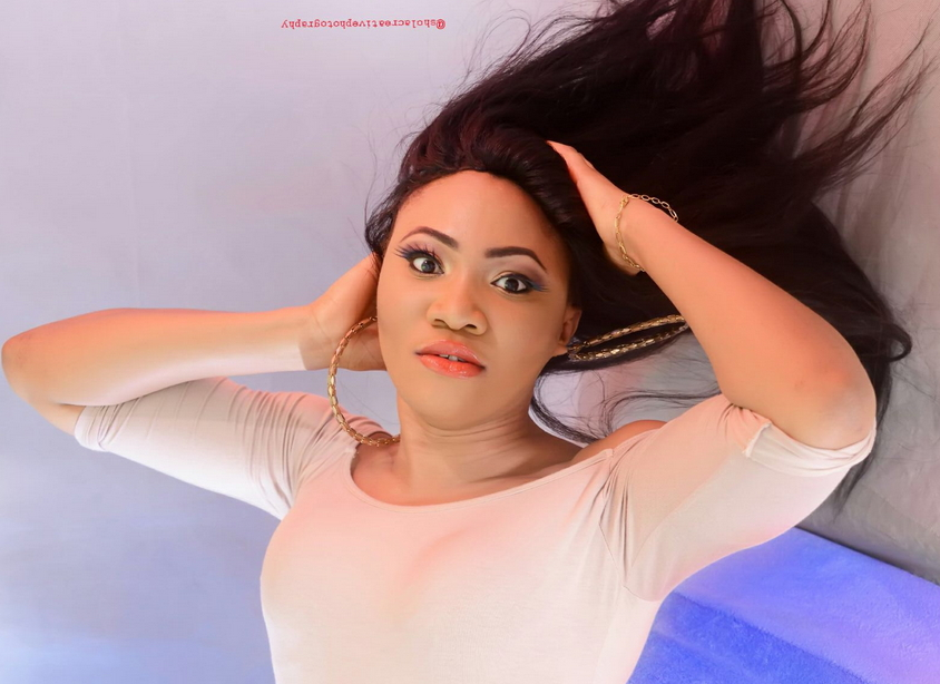 PHOTOS: Actress Amaka Chukwujekwu Shows Off New Photos As