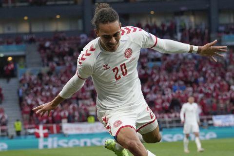 Ρωσία - Δανία (1-4): Τρομερή Δανία πήρε την δεύτερη θέση και την πρόκριση