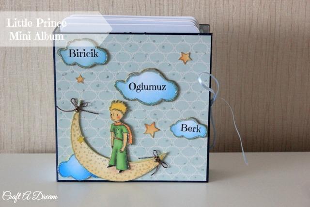 little-prince-baby-boy-mini-album