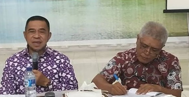 Wakil Bupati Beri Pembekalan, Personil Paskibra Selayar 2019