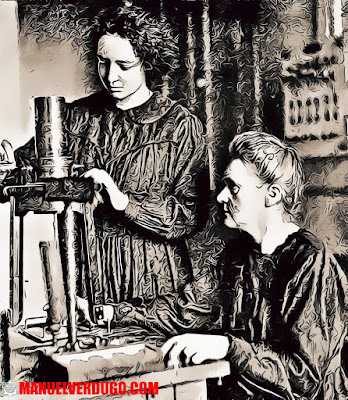 Maria Salomea Skłodowska-Curie (Marie Curie)