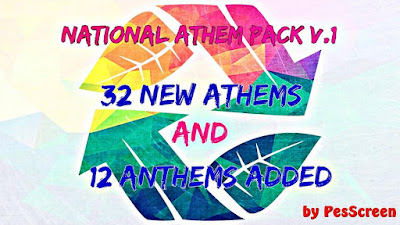 National Anthem Pack v1 Created by PesScreen