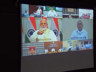 प्रधानमंत्री ने किया गरीब कल्याण रोजगार अभियान का शुभारंभ