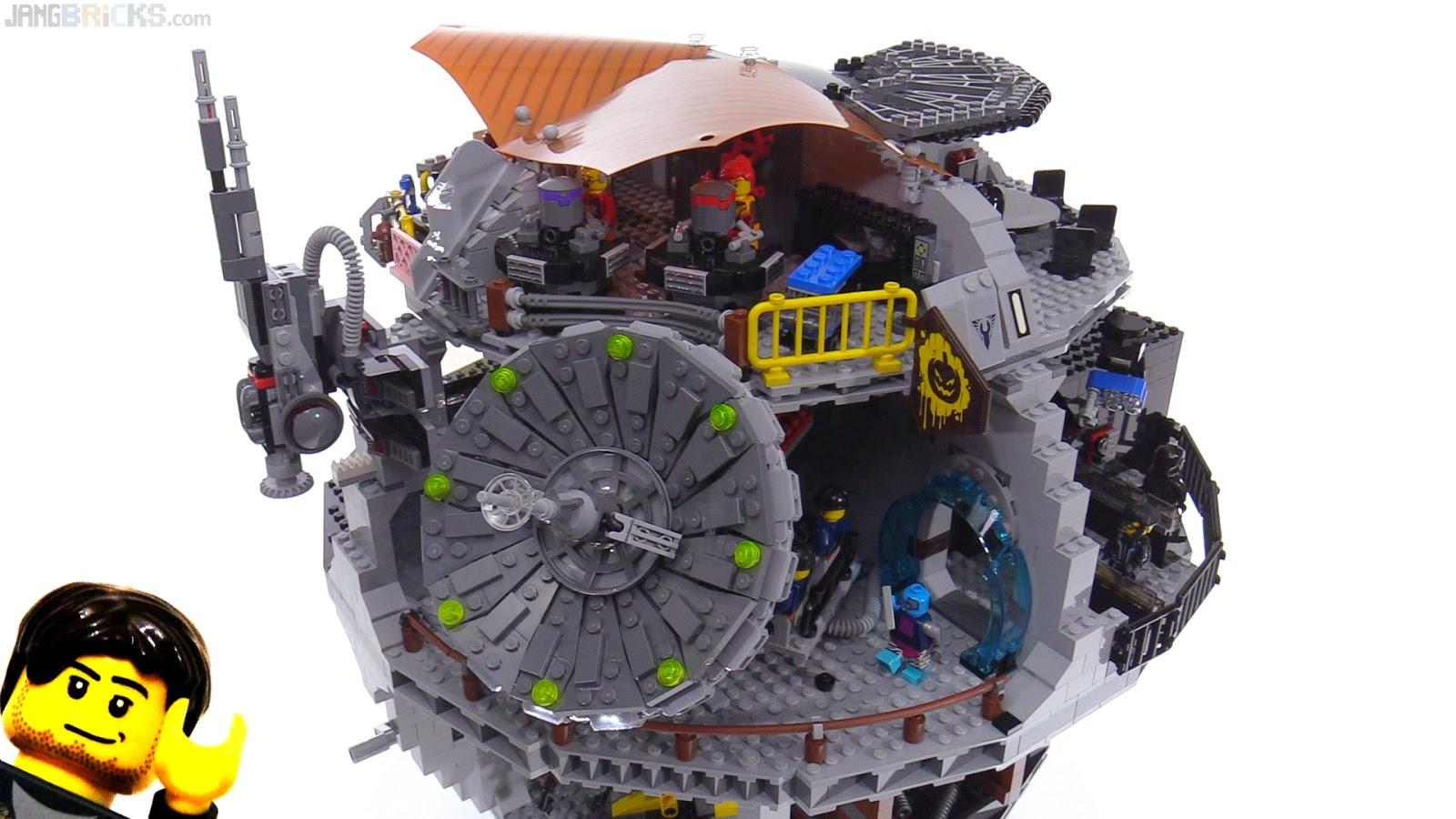 JANGBRiCKS LEGO reviews & MOCs: 2018