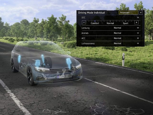 Novo VW Passat 2020 - Semi-Autônomo