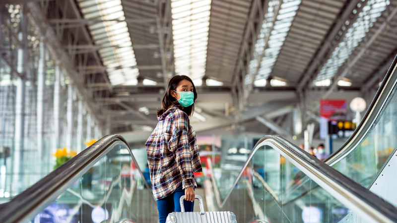 Areas You Must Sanitize Before Flying