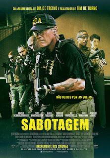 Download Film dan Movie Sabotage (2014) Subtitle Indonesia