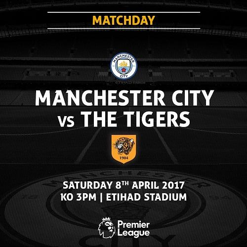 Man City vs Hull