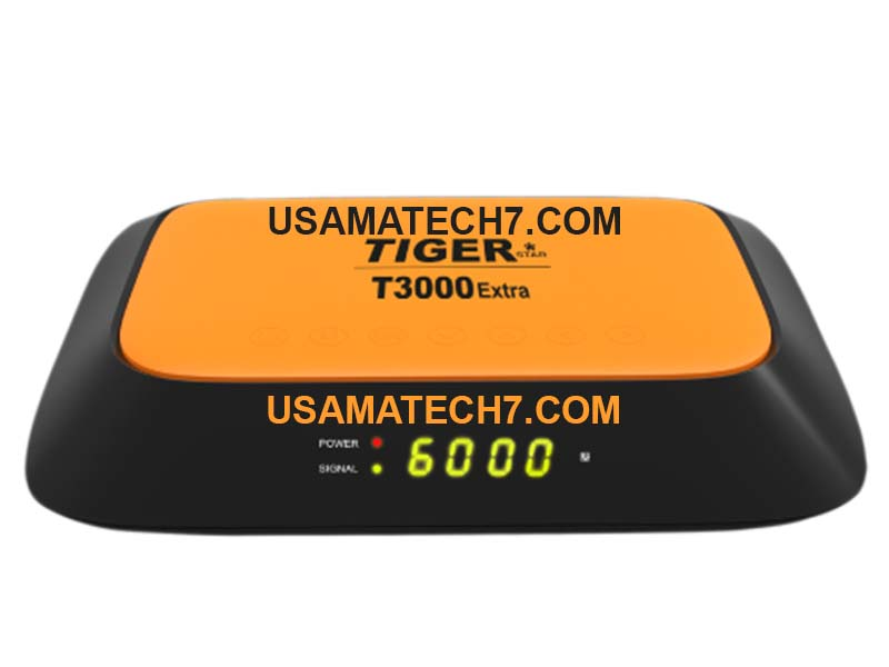 Tiger T3000 Software - Tiger T3000 Extra Receiver Software Update
